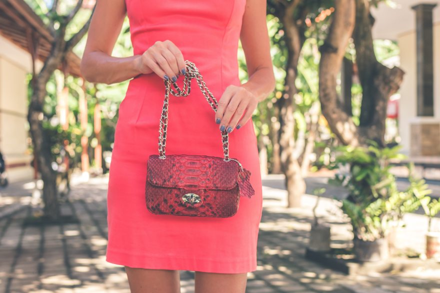 Handbags that make us feel good